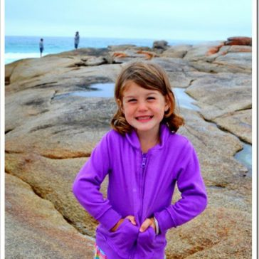 Bay of Fires, Tasmania: part two!