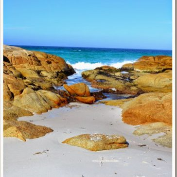 Bay of Fires, Tasmania: part three!