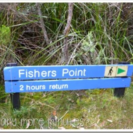 FIshers POint Walk, part one