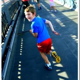 SYdney: Climbing the Bridge