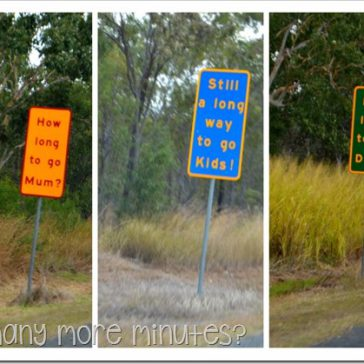Road Tripping in Queensland