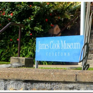 The James Cook Museum in Cooktown