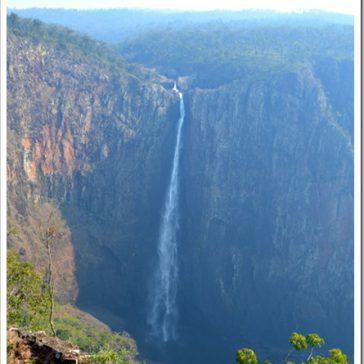 Wallaman Falls, Tallest Waterfall in Oz!