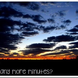 An Uluru Sunrise