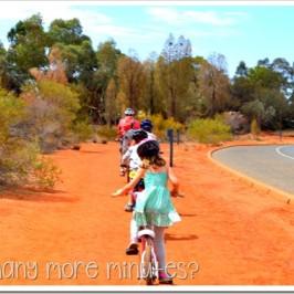 An Aboriginal Dance and Another Sunset