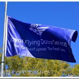 RFDS Visitor Centre in Alice Springs