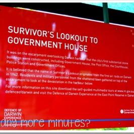 Survivors' Lookout & Govt House