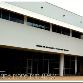 Museum & Art Gallery of the NT