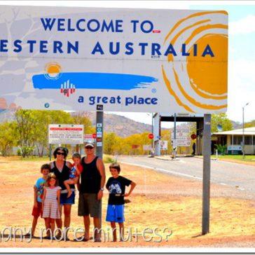 Hello Western Australia!!!