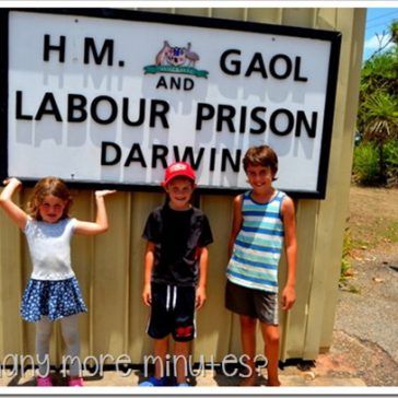 Fannie Bay Gaol in Darwin