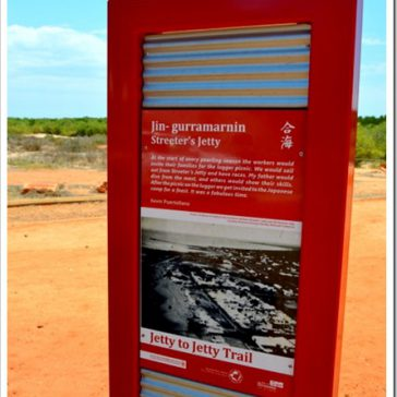 Streeter's Jetty, Broome