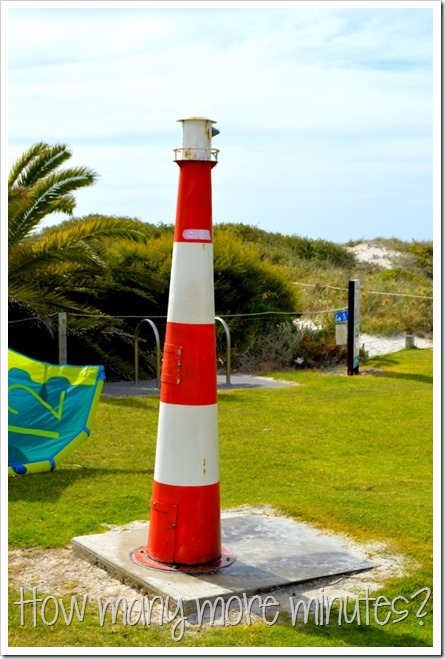 Point Moore Lighthouse, Geraldton | How Many More Minutes?