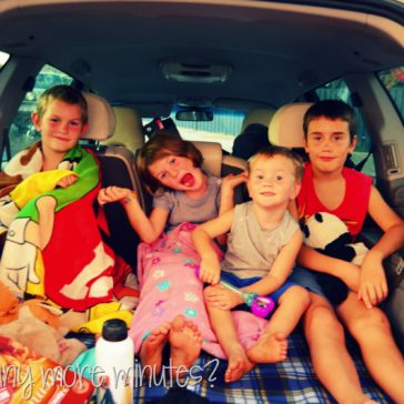 A Visit to the Drive-In Movies in Perth!