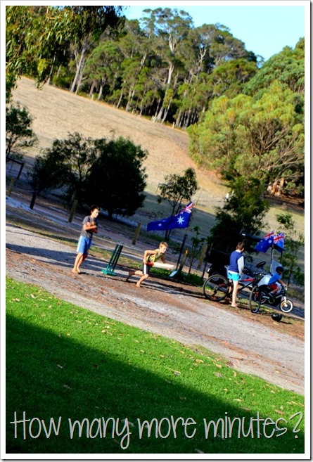 Our Australia Day in Margaret River