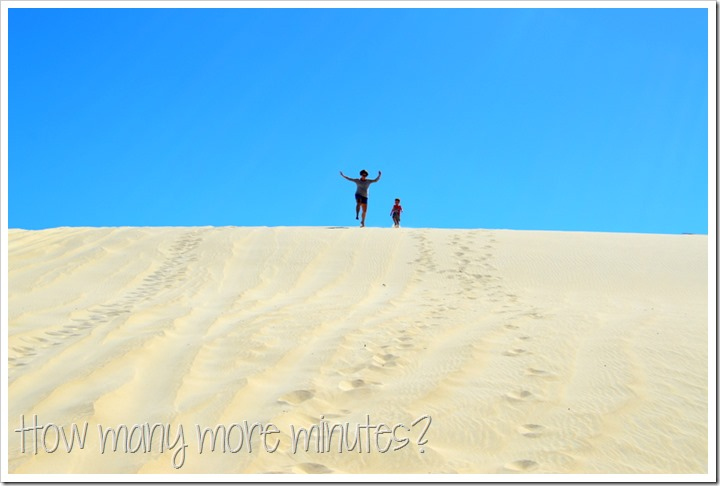 The Yeagarup Sand Dunes | How Many More Minutes?