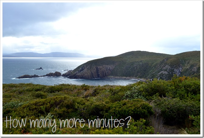 Cape Bruny Lighthouse | How Many More Minutes?
